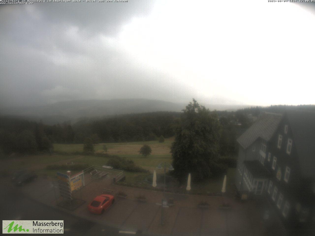 Webcam Skigebiet Masserberg - Skiarena Heubach Thüringer Wald
