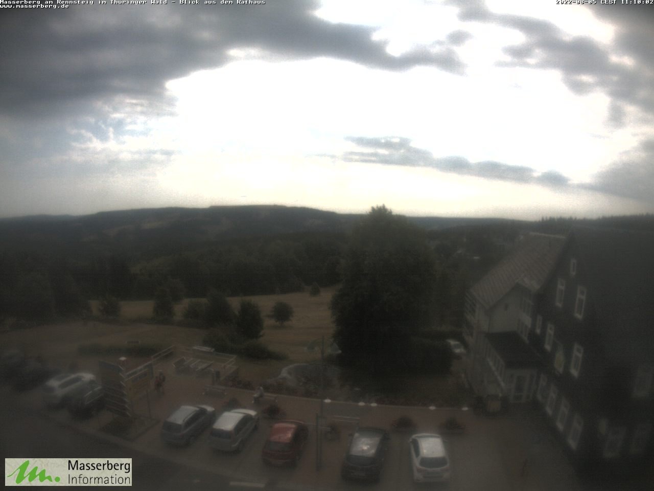 Webcam Ski Resort Masserberg - Skiarena Heubach Thuringian Forest