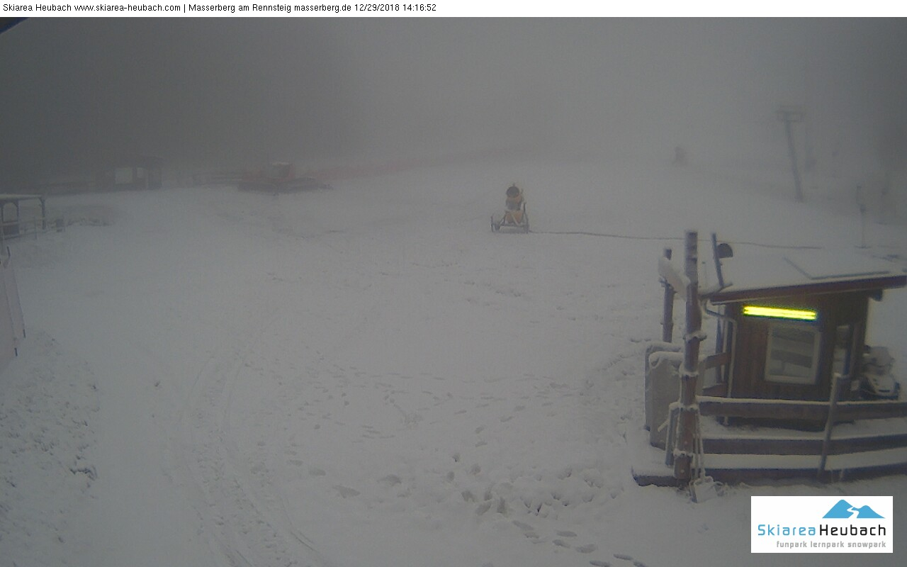Webcam Skiarea Heubach