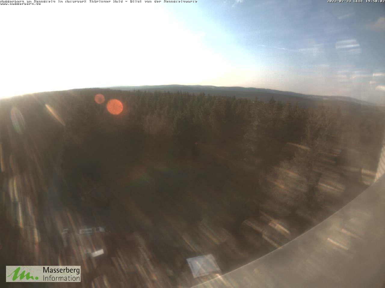 Webcam Ski Resort Masserberg - Skiarena Heubach Rennsteig - Thuringian Forest