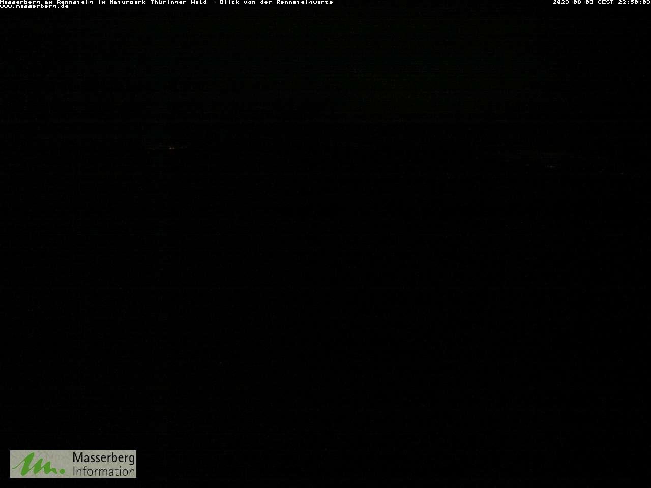Webcam Skigebiet Masserberg - Skiarena Heubach Rennsteig - Thüringer Wald