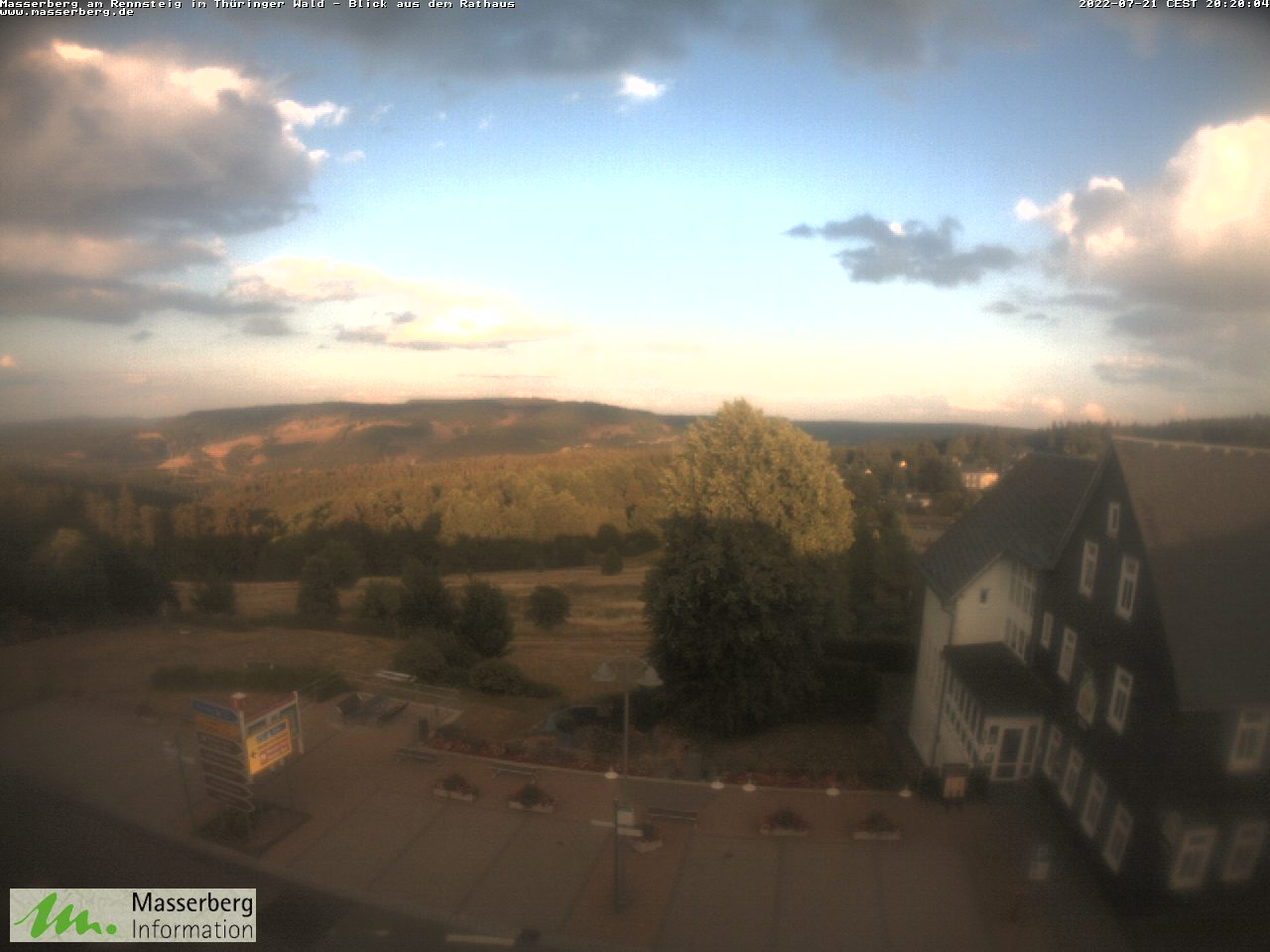 Webcam im Rathaus Masserberg
